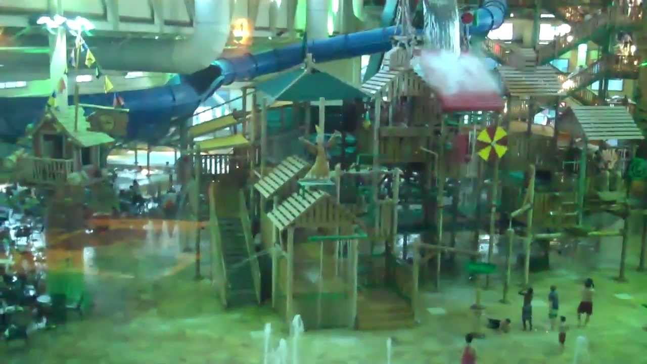 The Great Wolf Lodge  |Great Wolf Williamsburg