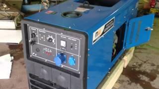Электростанция с функцией сварки MW BDW300SE 8кВт/250А Электростартер 45-300A(Генераторы, оснащенные аппаратом для сварки, представляют отдельный класс генераторов сварочных. Эти свар..., 2013-10-14T01:24:06.000Z)