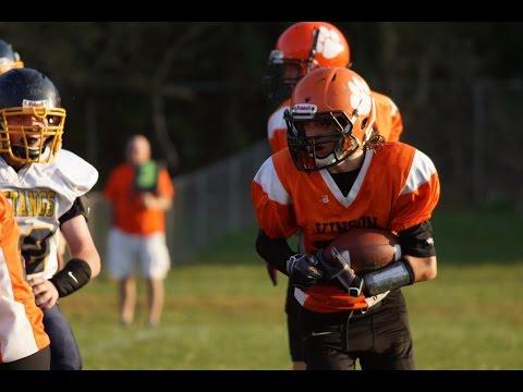 #20 Travis Adams - Vinson Middle School Highlights (2014)