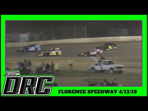 Florence Speedway | 4/13/19 | G&G Express Sport Mods | Feature
