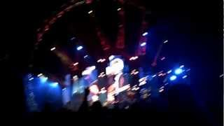 Zac Brown Band - New Years Eve 2012 - Chicken Fried