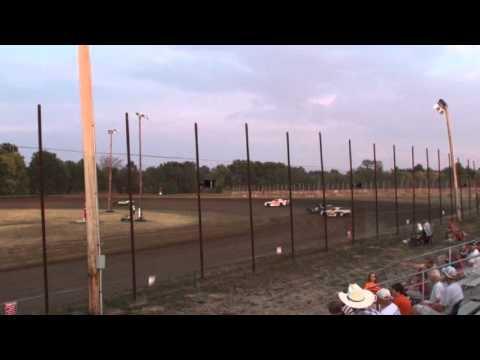 LA Raceway Street Stock Heat 7-13-12