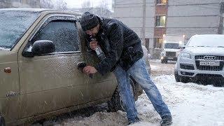 CRAZY DRUNK DRIVERS IN RUSSIA...