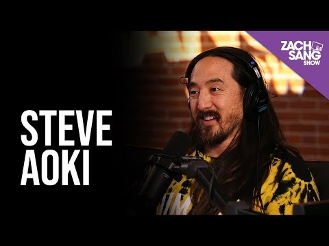 Steve Aoki Talks Neon Future III, BTS & Linkin Park