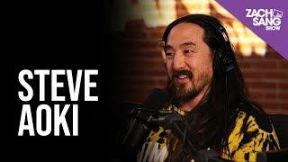 Steve Aoki Talks Neon Future III, BTS & Linkin Park