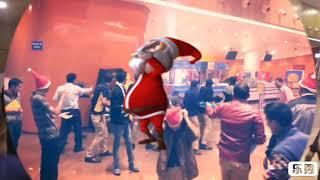 Crishmas celebration 2018Cinèpolis trition mall Jaipur Rajasthan india(2)