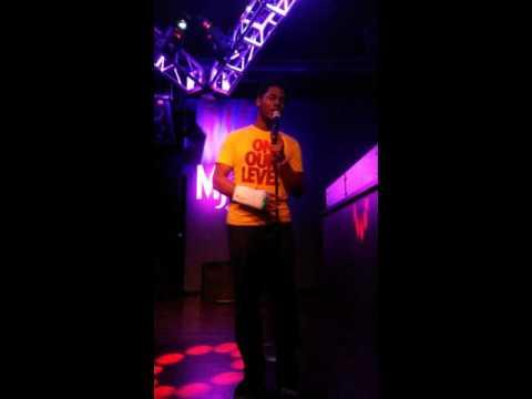 Brian McKnight- Back At One (Karaoke MJs on Jefferson)