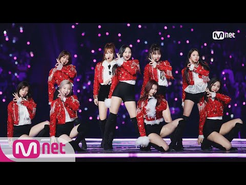 TWICE INTRO Perf. + YES or YES│2018 MAMA FANS' CHOICE in JAPAN 181212