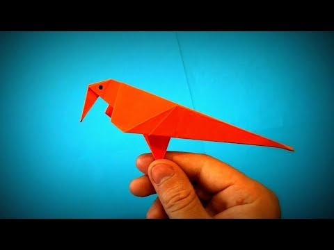 Origami Birds | How to Make a Paper Seagull (Paper Bird) DIY - Easy Origami Step by Step