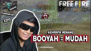 Akhirnya BOOYAH ! - Free Fire Indonesia