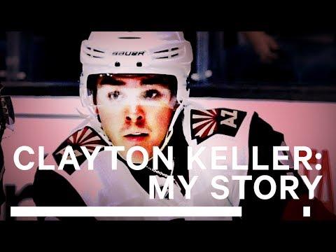 My Story: Arizona Coyotes prospect Clayton Keller
