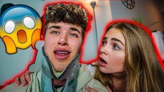 my girlfriend saved my life....
