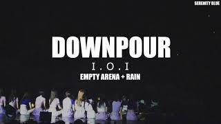 Gambar cover I.O.I (아이오아이)   DOWNPOUR (Empty Arena + Rain)
