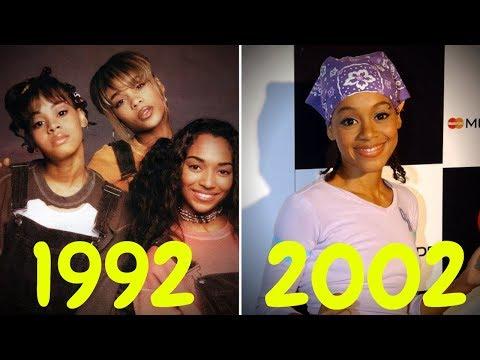 The Evolution of TLC/Left Eye (1992 - 2002)