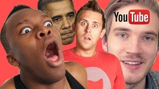 FAMOUS YOUTUBERS
