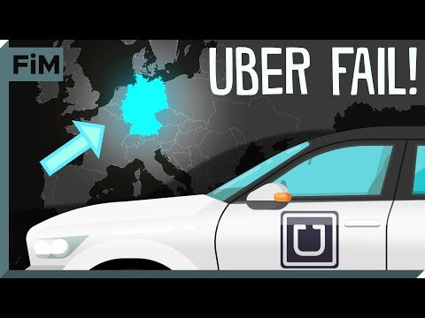 Why Uber Failed in Germany