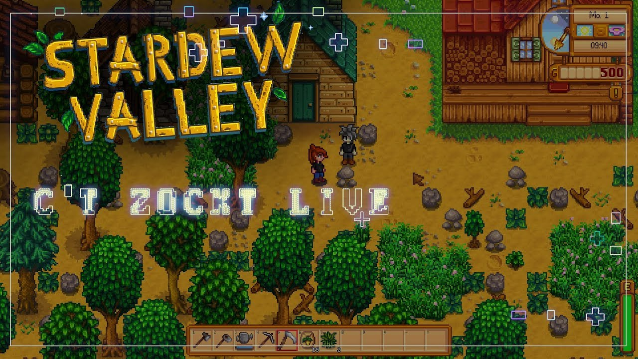Stardew Valley Multiplayer: Free Update Available