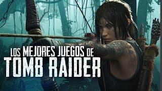 Los 5 Mejores Juegos de Tomb Raider