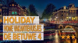 Holiday home Vakantiehuisjes De Betuwe 4 hotel review | Hotels in Kesteren | Netherlands Hotels