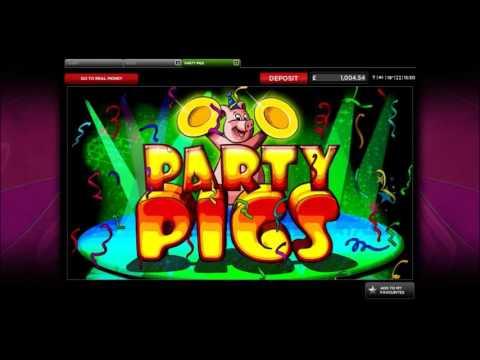 Party Pig Slots (at 888 Casino)