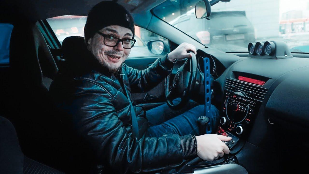 Mazda RX-8 на 2JZ - Она поехала! Наконец-то! Мои первые эмоции...