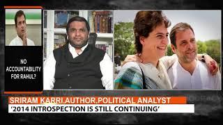 Priyanka Gandhi Blames Congress Cadres; Congress Leadership In Denial?