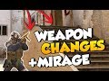 CS:GO UPDATE: CZ NERF, M4 SILENCER & MIRAGE CHANGES