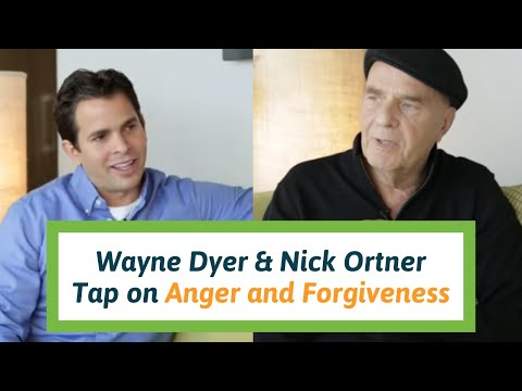 Nick Ortner chats with Wayne Dyer about EFT Tapping