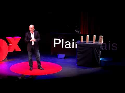 Be the Change You Want to See in Your Company: Gib Bulloch at TEDxPlainpalais