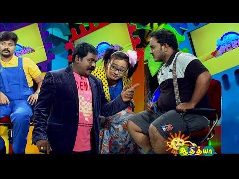 இது என்னங்கடா Womens பிரின்ட் - Adithya Chutties | AdithyaTV