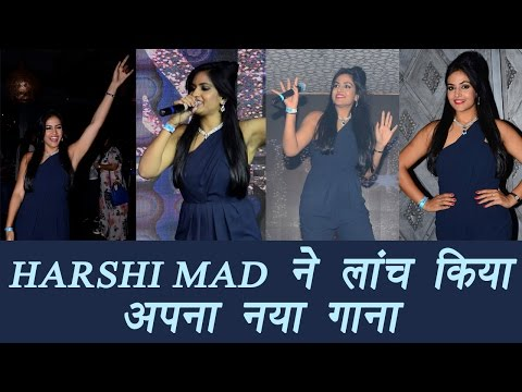 Wada Jo Kiya song launched by singer Harshi Mad; Watch video | FilmiBeat