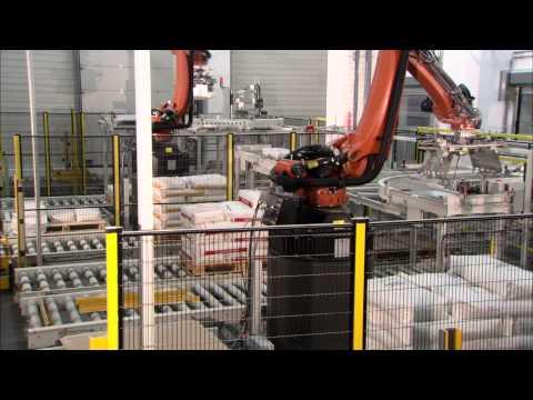 .機器人正在給食品製造業帶來變革