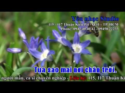 KARAOKE Hai Quê   Quang Lê