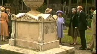 ST. MARY'S CHURCH - QUEEN MOTHER VISIT May 1983
