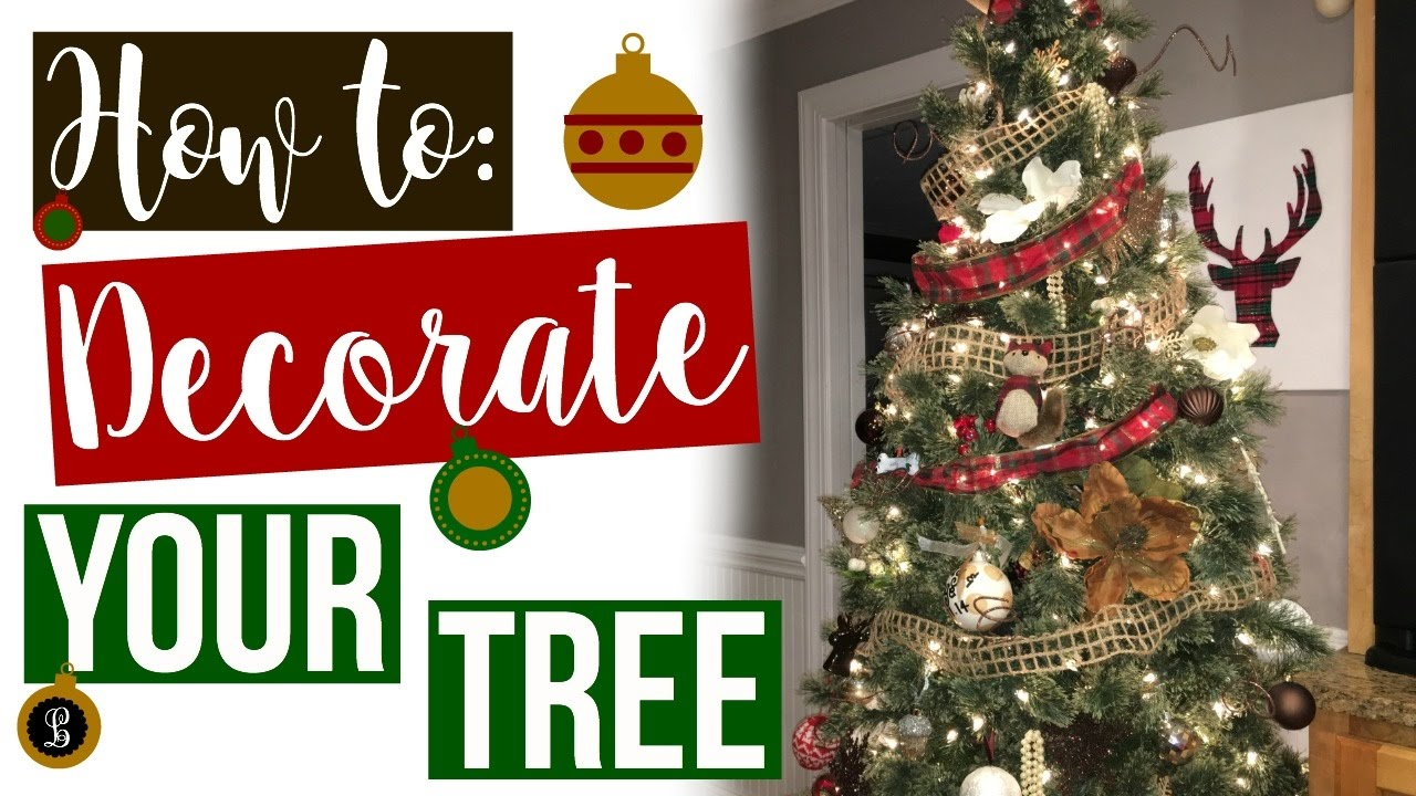 decorate your christmas tree like a pro christmas tree 2016 page danielle