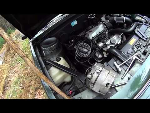 Buick Alternator Replacment - YouTube