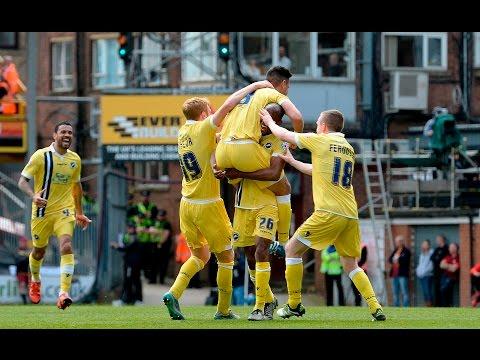Highlights | Bradford City v Millwall