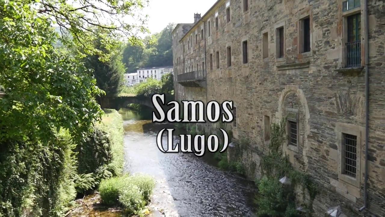Monasterio San Julian De Samos Lugo Youtube