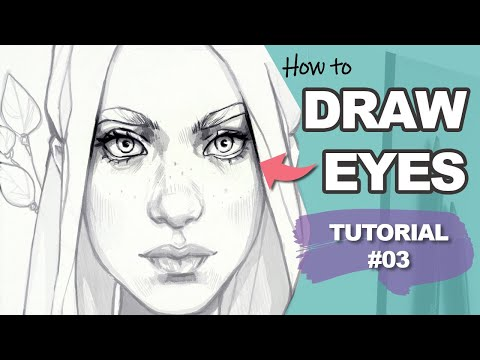 how-to-draw-eyes-for-beginners!-(face-drawing-tutorial-#3)