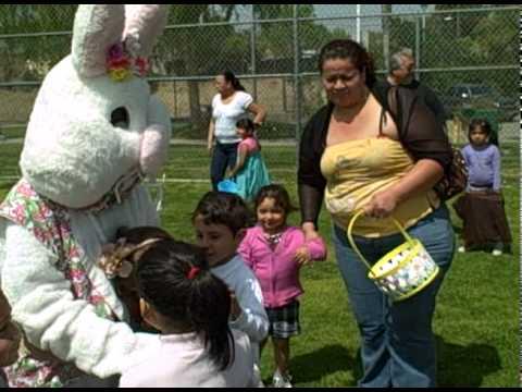 San Fernando Easter Egg Hunt 2010