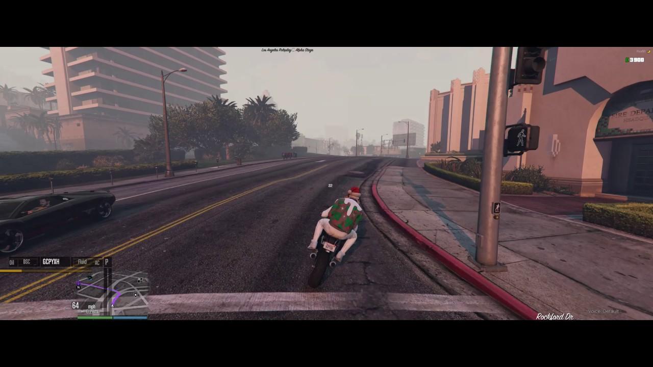 GTA V RP LARP Store Robbery 2