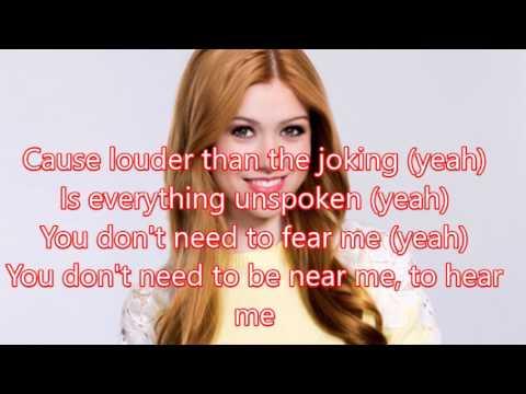 Katherine McNamara -  Chatter karaoke