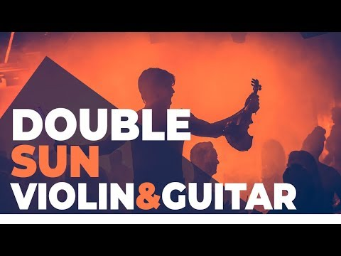 Double Sun - Andrea Casta: violin and guitar acoustic version