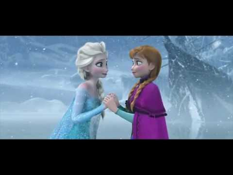 Frozen Anna and Elsa Tribute A Thousand Years