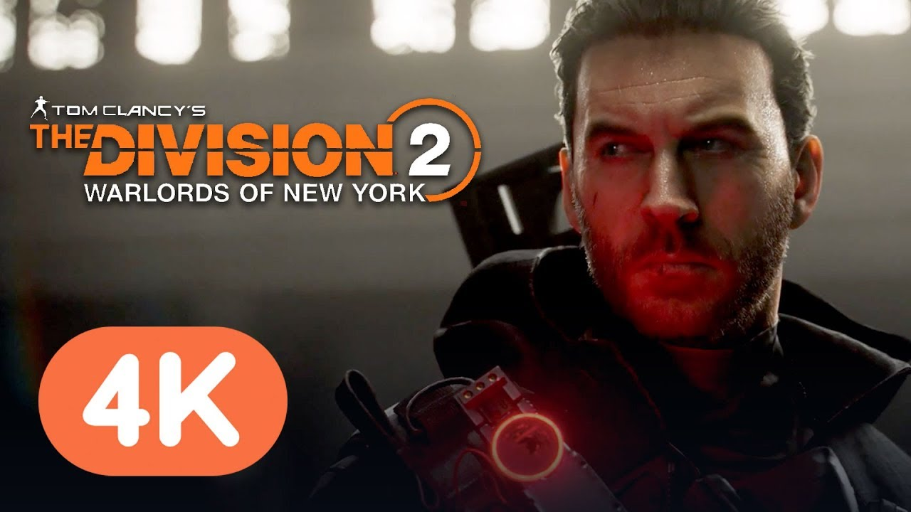 Die Division 2: Warlords of New York - Offizieller Trailer (4K) + video