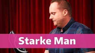 Download Starke man Thomas Skålberg - Live Bingolotto 5/11 2017 MP3 song and Music Video