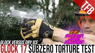 Glock 17 Sub-Zero Fręezing Torture Test (and Blazing Summer Jams Playlist)