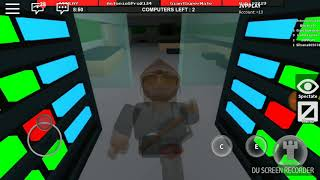 The murderer is after me! Roblox