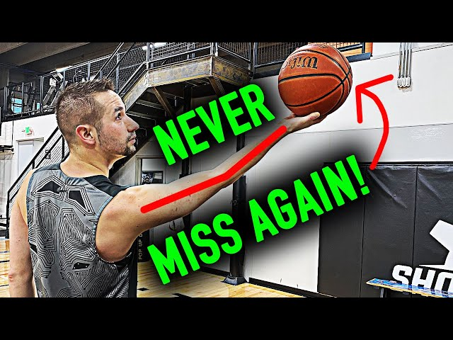 NEVER MISS LAYUPS: 4 Minute Finishing Workout | Basketball Scoring Tips