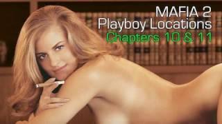 Mafia 2 - Playboy Locations Chapter 10 & 11 (Ladies Man Achievement)